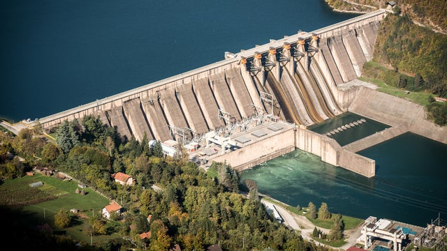 The Path to Carbon Free Flows Through Hydropower